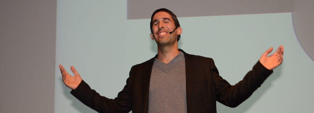 איתם ישראלי - הרצאה